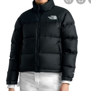 The North Face womens Nuptse jacket